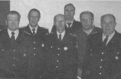 Generalvers. der Dörrigser Ortswehr im Januar 2011